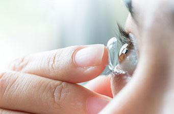 Contact Lense  Examination