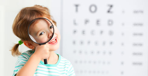 Children Eye Test